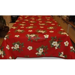 Tag House Tovaglia di Natale Rettangolare 140x180 Noel con tovaglioli