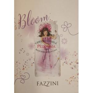 Fazzini Parure Copripiumino Bloom
