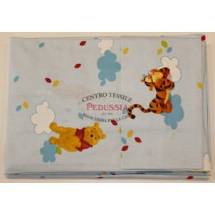 Caleffi Disney Pooh Relax Baby Completo lenzuolo