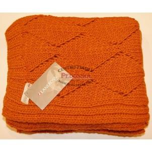Lanerossi Missouri plaid 140x200 misto lana lavorato a maglia