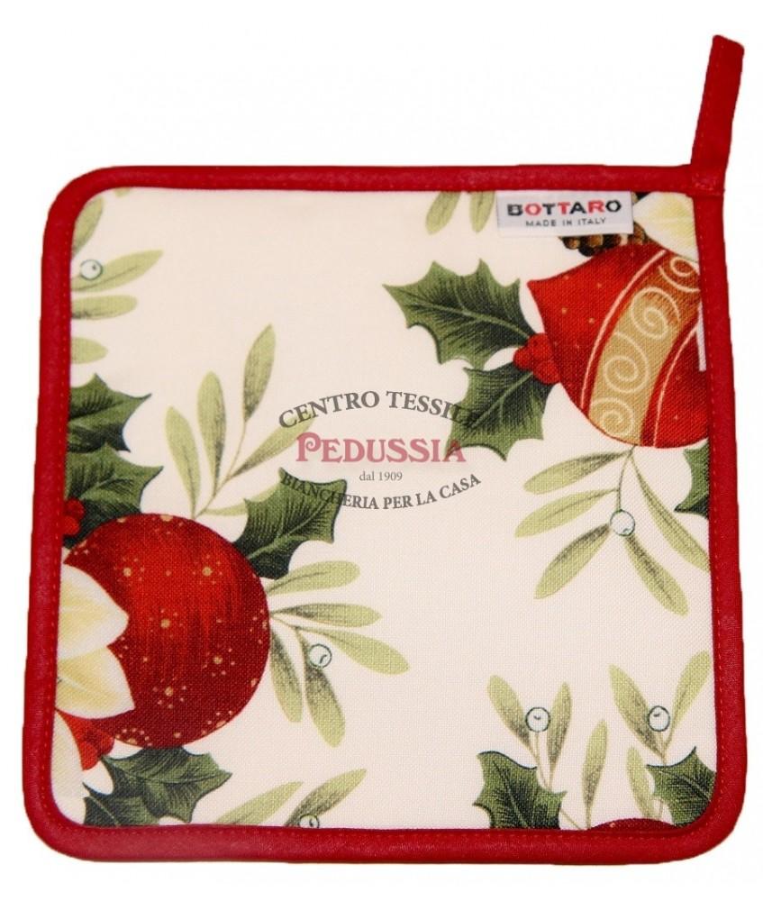 Bottaro Presina di Natale Navidad 100% Cotone