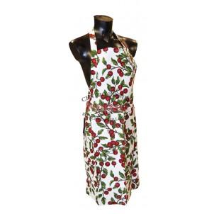 Bottaro Cherry Grembiule cucina con pettorina