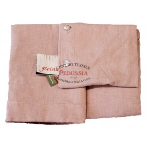 Govina Completo lenzuola Candy Rosa