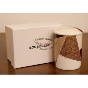 Borbonese Trilogy Candela Porcellana