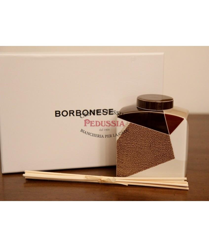 Borbonese Trilogy Diffusore Fragranza Porcellana