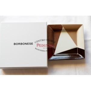 Borbonese Trilogy Vide Poche Porcellana