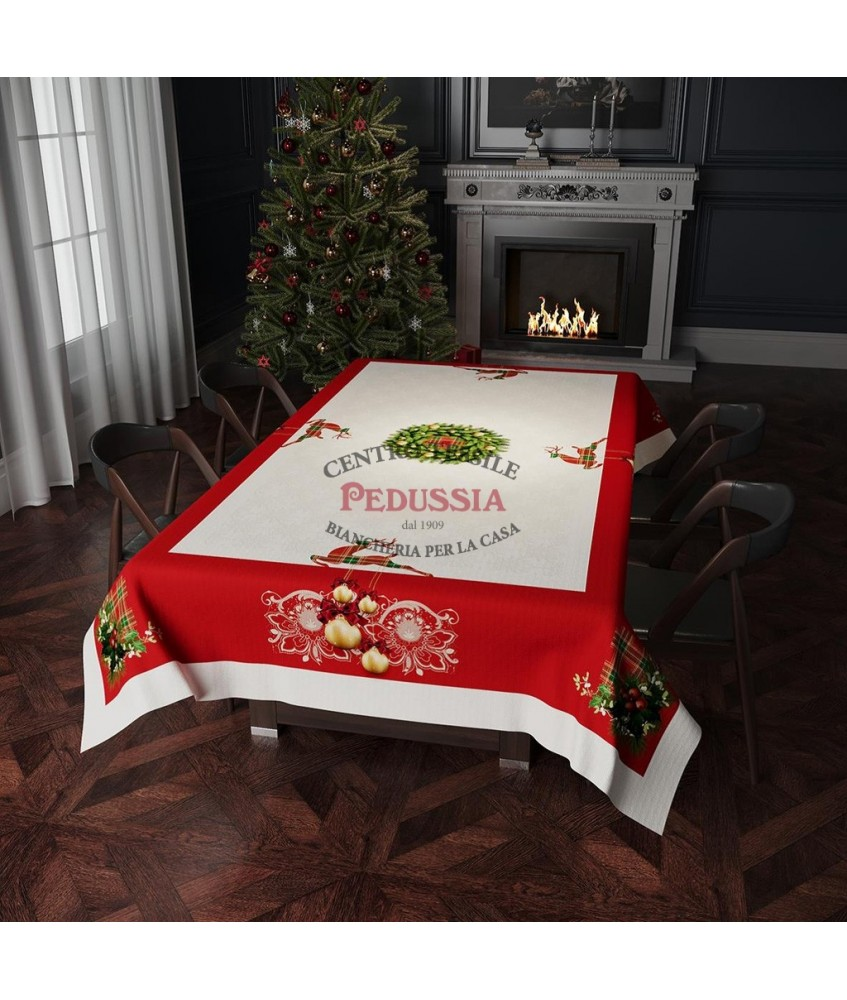 Emily Tovaglia Traditional Christmas 155x195