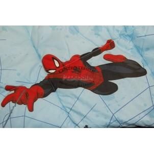 Caleffi Disney Spider-Man Warriors Trapunta Azzurra