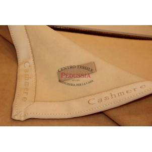 Lanerossi Coperta 80% Cashmere Altair Tinta unita 1 piazza e mezza 180x230