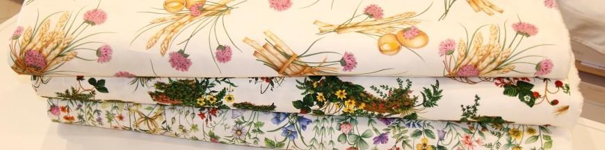 Bottaro - Tessuto a metraggio per la tavola in Fantasia su misura
